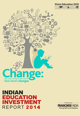 Indian Education Investment Report 2014