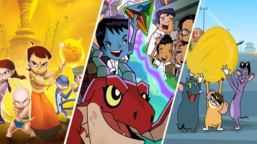 How Does The Animation Industry Stand In Current India