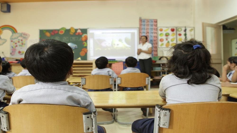 आधुनिक और प्राचीन शिक्षा तंत्र के मिलने से होता है छात्रों का संपूर्ण विकास