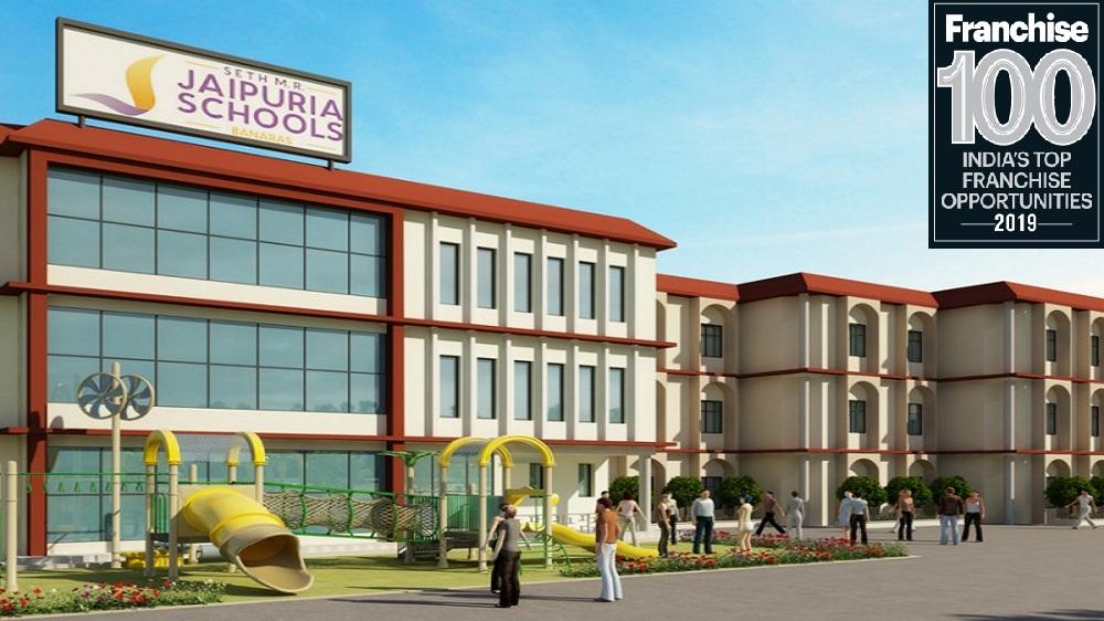 जयपुरिया स्कूल ने शिक्षा स्तर को उठाते हुए टॉप 100 फ्रैंचाइज़ ब्रांड लिस्ट में दर्ज किया नाम