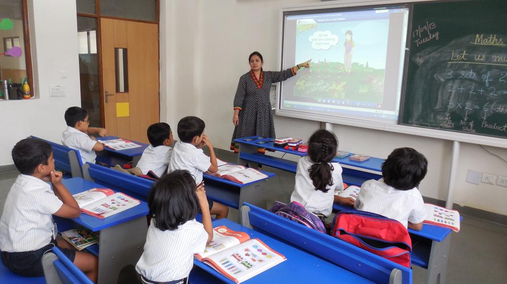 भारत में निजी स्कूल