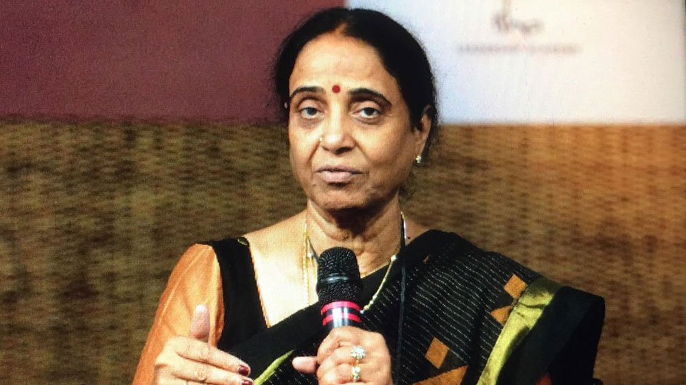 Having a Primary Understanding of a Teacher Should be Our Priority: Lata Vaidyanathan