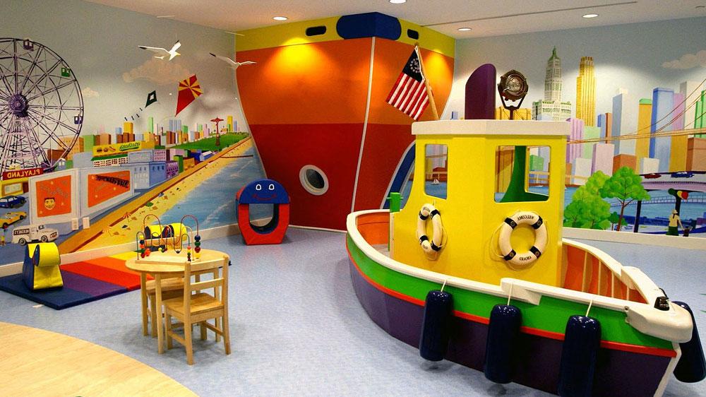 Transforming the School Space in the Preschool Segment