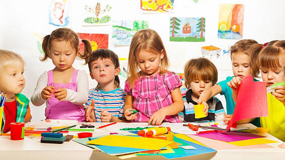 """At Building Kidz we focus on developing confidence, commitment among the children"", says Sangeet Karamchandani"