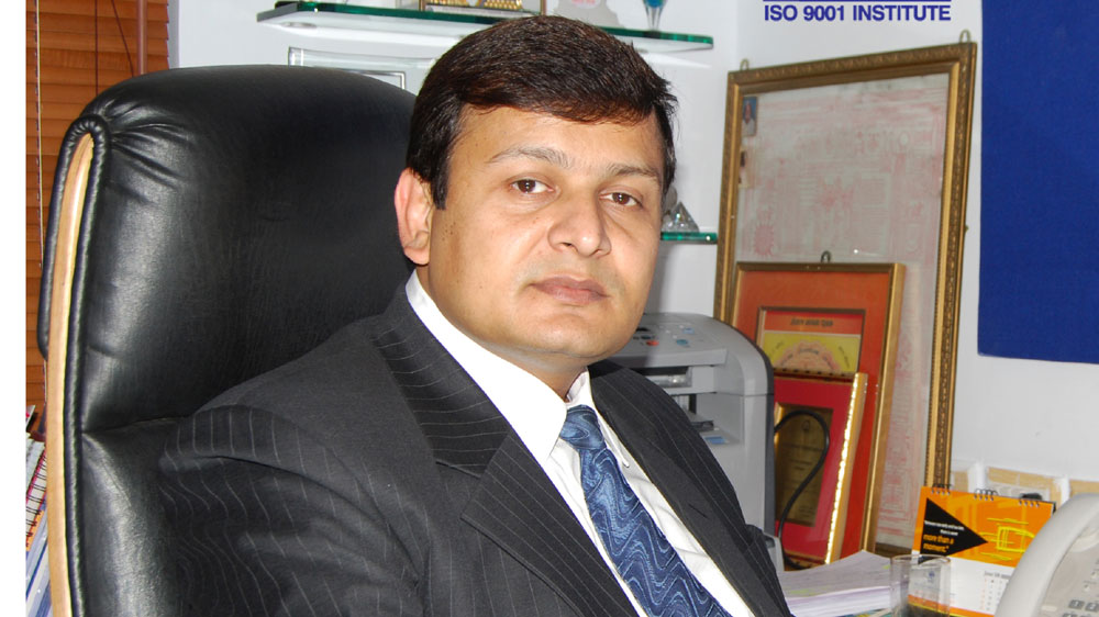 """Reimagining Skill Education through ICA Edu Skills"", Narendra Shyamsukha"