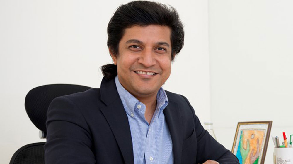 """""""Shaping Education for the Fourth Industrial Revolution"""", Manit Jain"""