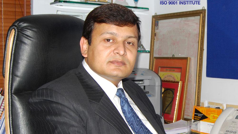 """We Aim to Train Around 2.5 Lakhs Across India by 2018: Narendra Shyamsukha"""