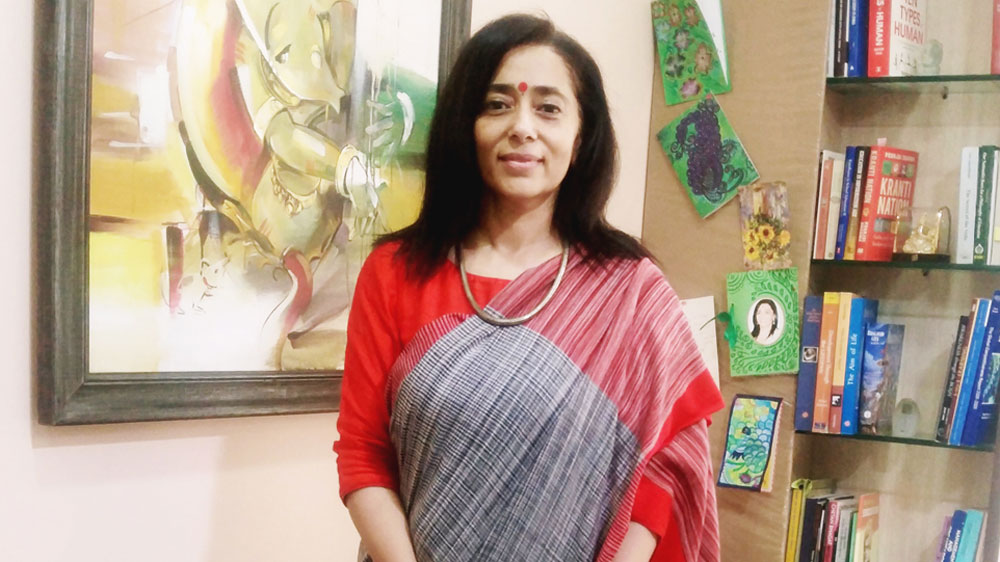 """We are planning to have 100 franchise institutes in the next five years."", Bindu Rana"