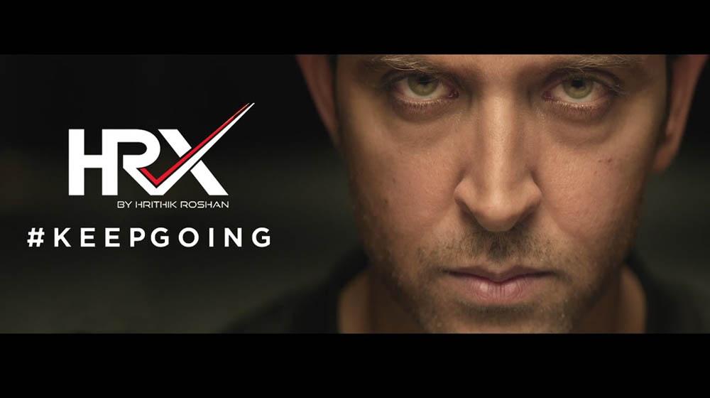 HRX  फ्रैंचाइजिंग शोरूम शुरु करें और रितिक रोशन के