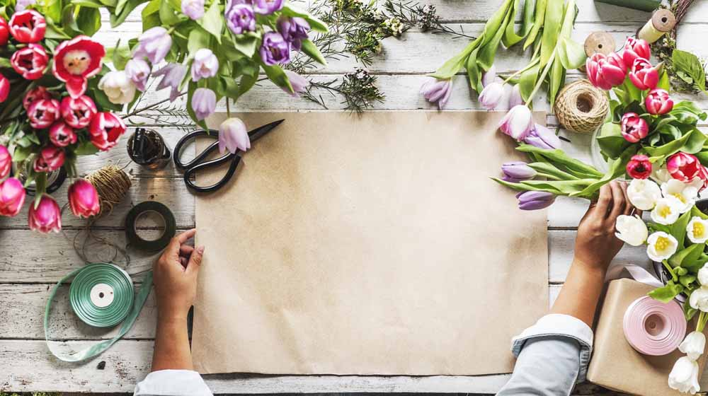 5 Easy Steps to Come up With Your Own Flower Shop Online