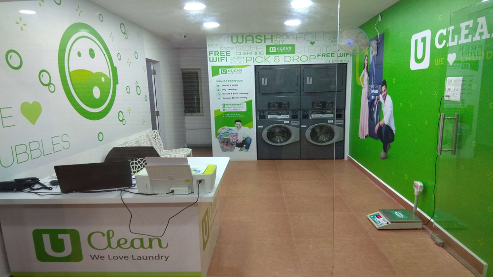 Join The Bandwagon of India's Fastest Growing Franchise Chain of Laundromats
