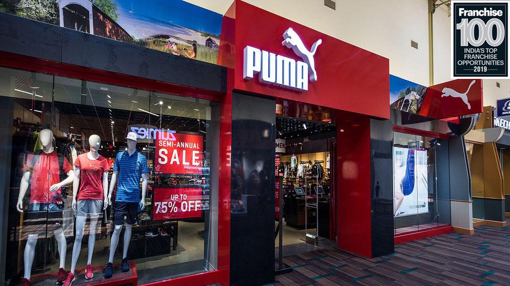 स्पोर्ट्स-वियर को स्पोर्ट्स-फैशन में बदलने के बाद, प्यूमा ने टॉप 100 फ्रैंचाइज़ ब्रांड की सूची में किया प्रवेश