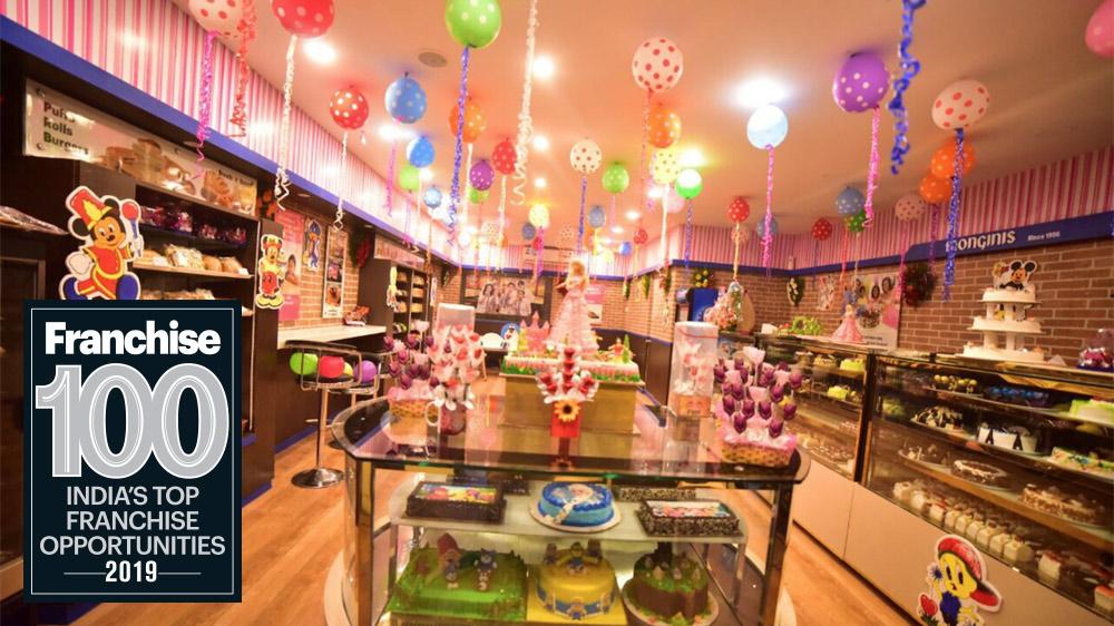 भारत की सबसे ज्यादा पसंद की जाने वाली बेकरी चेन, मोंगिनिस टॉप 100 फ्रैंचाइज़ ब्रांड लिस्ट में शामिल