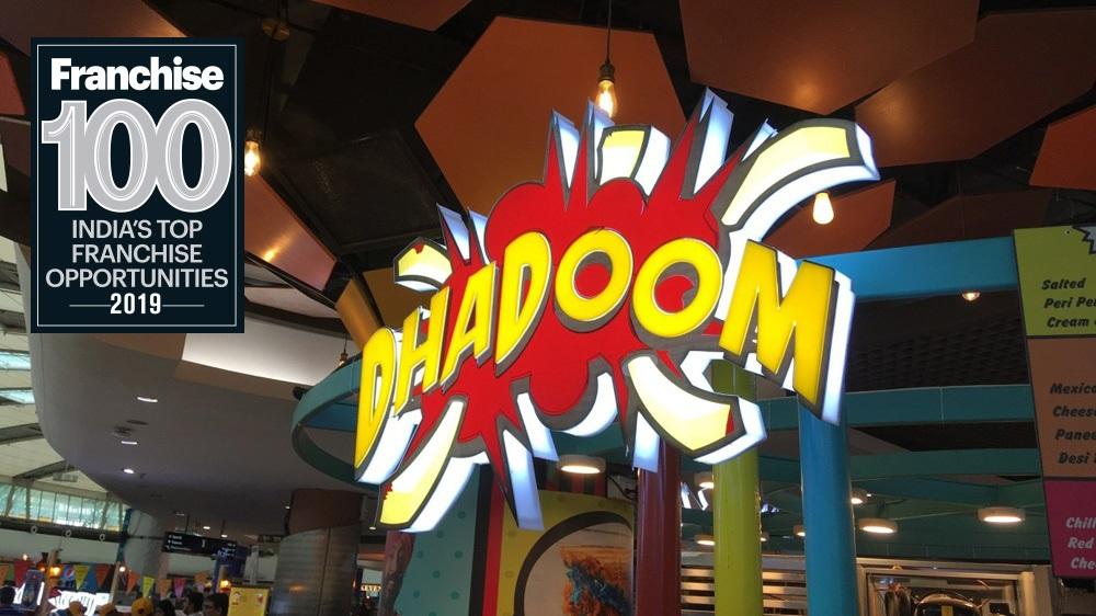 इंटरनेशनल रेसिपी और इंडियन फ्लेवर के अनोखे ब्लेंड ने Dhadoom को बनाया टॉप 100 फ्रैंचाइज़ ब्रांड्स लिस्ट का हिस्सा