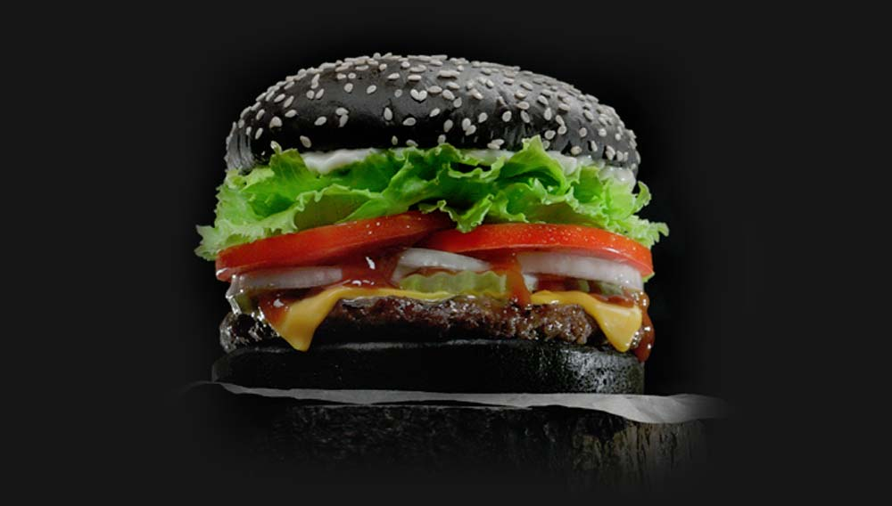 What is trending in burger industry?