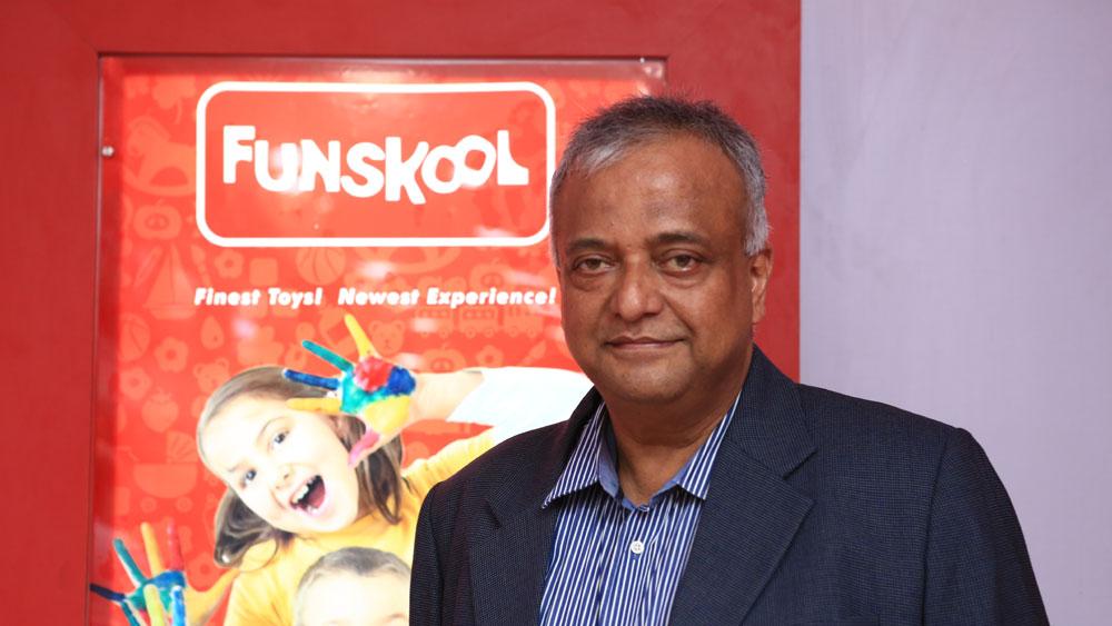 भारतीय खिलौना बाजार का भविष्य बेहद आशाजनक है: आर जेसवंत