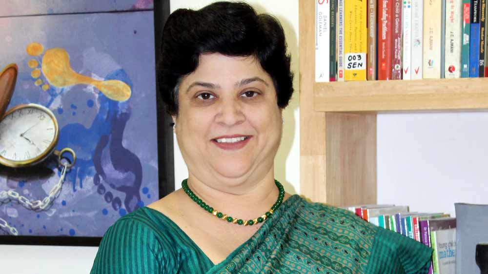 Teachers are our biggest assets: Jeanie N Aibara