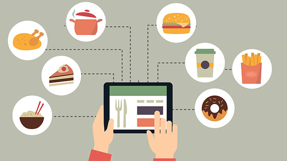 Is Technology Re-shaping The Food Industry