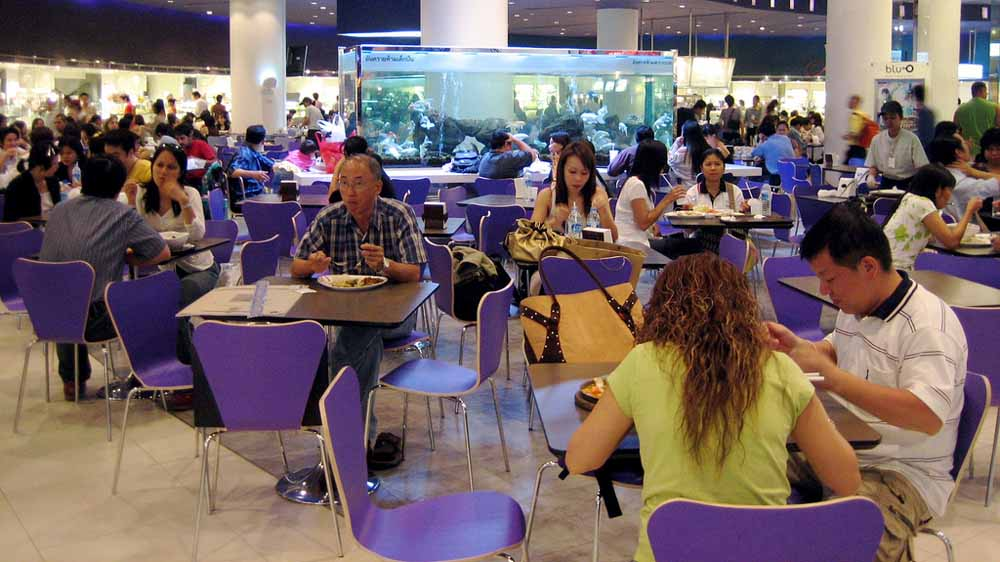 Why Are F&B Brands Attracting Mall Spaces