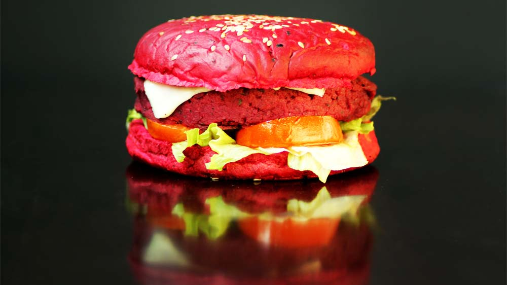 After Black, now it's Red burger for Barcelos