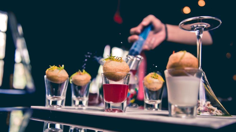 Bombay Bar, bringing the city of Bollywood to the heart