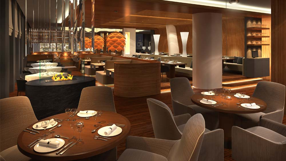 Building a Speciality Restaurant
