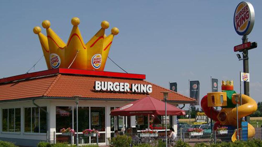 Burger King is the new King in QSR: beats McDonald's Sale