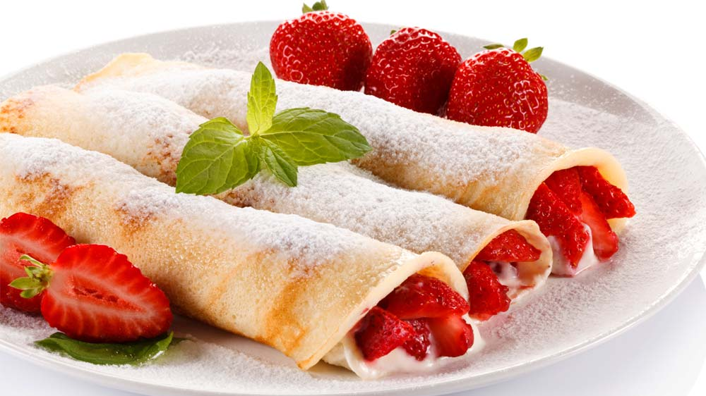 Desserts and Crepes attracting Mumbai's fast life