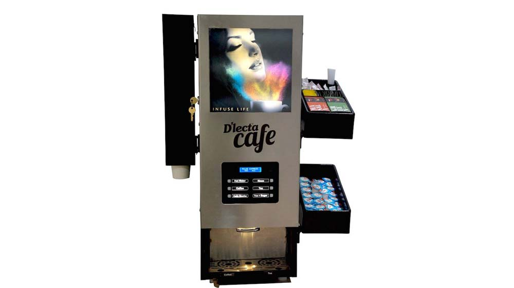 D'lecta launches world's first automatic fresh tea brewing machine