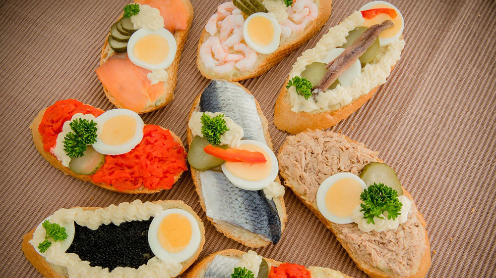 How Regional Cuisine is Taking a Place in Catering Biz
