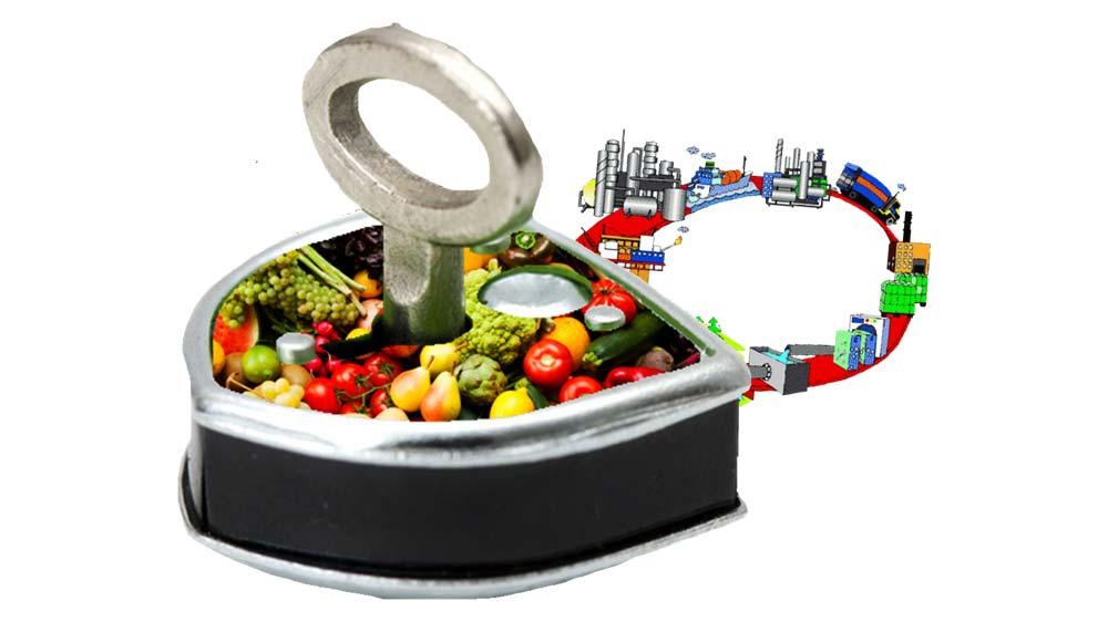 How can effective supply chain help in restaurant biz grow?