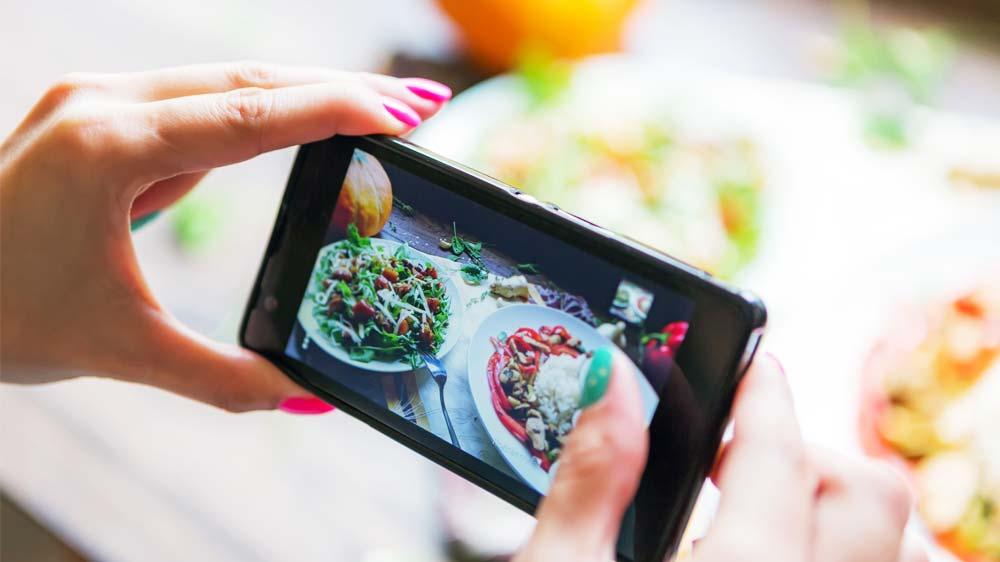 How has Gurgaon emerged as a food-tech hub?