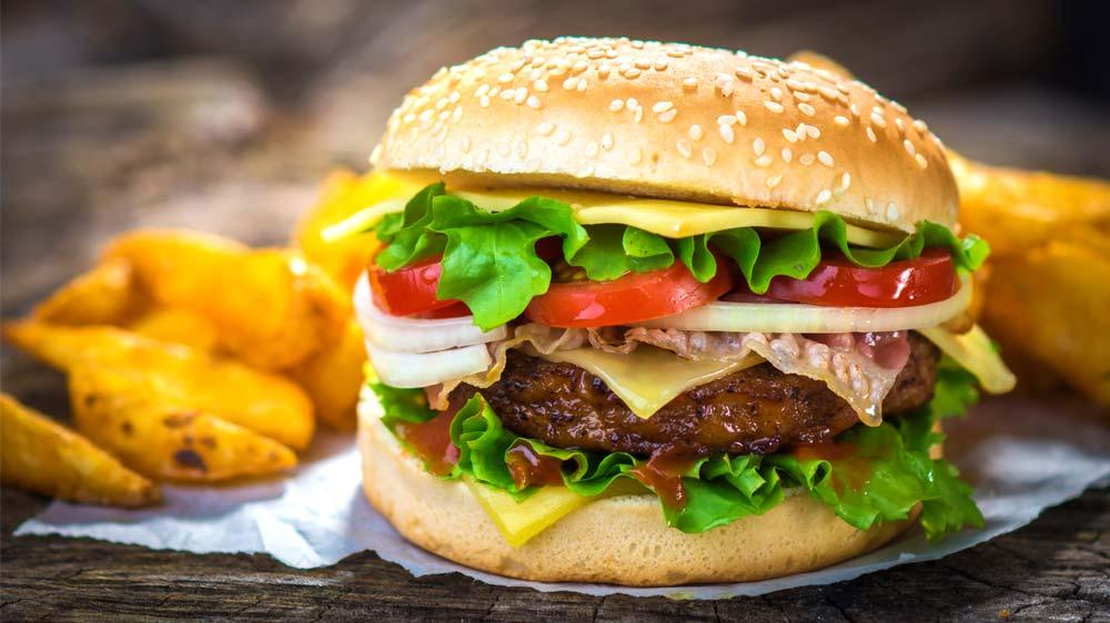 International burger players jostling in Indian market