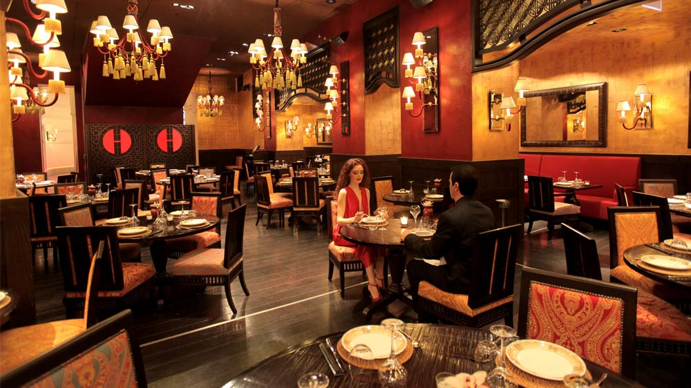 Involvement of senses in your Restaurant