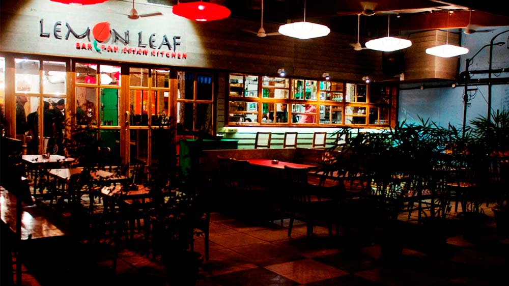 Lemon Leaf Gastro Pub opens door at Andheri