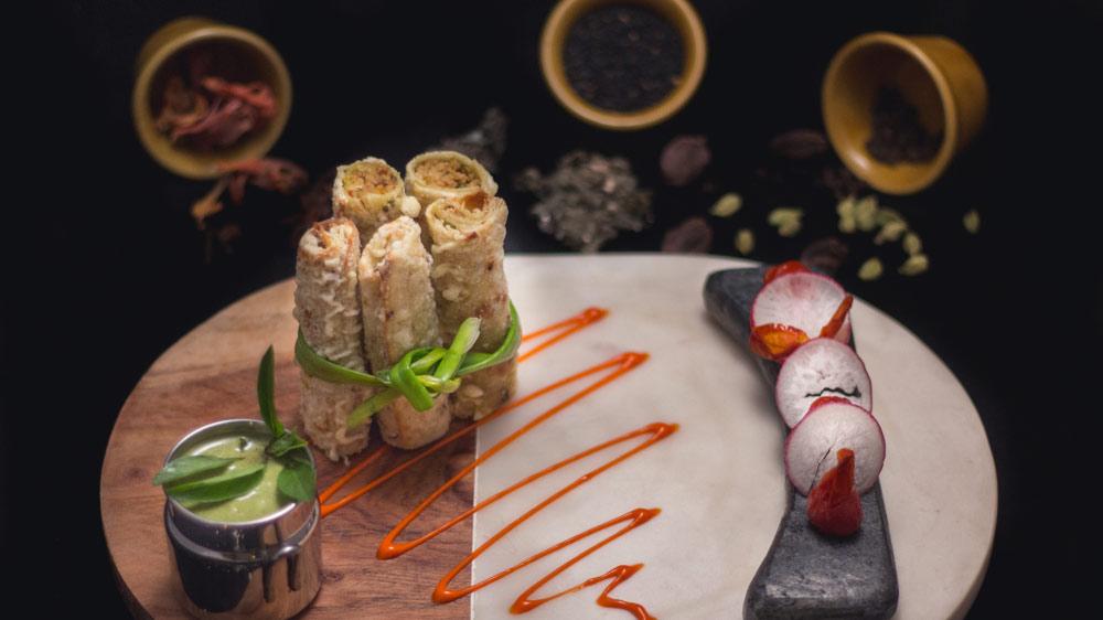 Is Traditional Indian Food Overshadowing Molecular Gastronomy