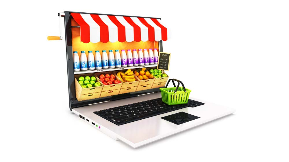 How is Online food biz 2016 growing
