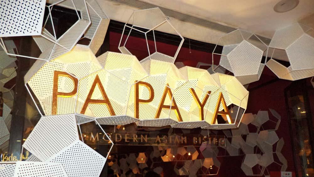Pa Pa Ya: The Pan-Asian Bistro Restaurant