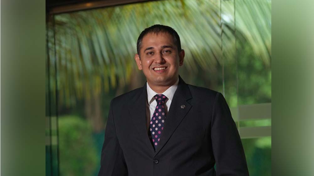 Rohit Bajpai appointed as new GM at Radisson Blu, Paschim Vihar