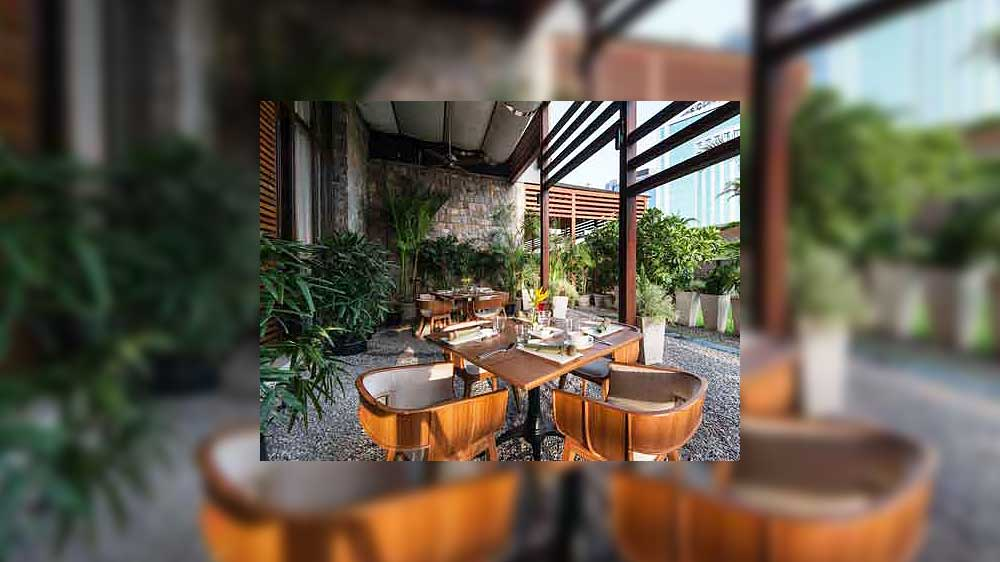 Serving Italian & Indian cuisines in serenity