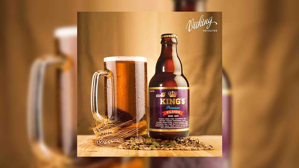 Viiking Ventures to Invest Rs 100 Crore for expanding 'Goa Beer'