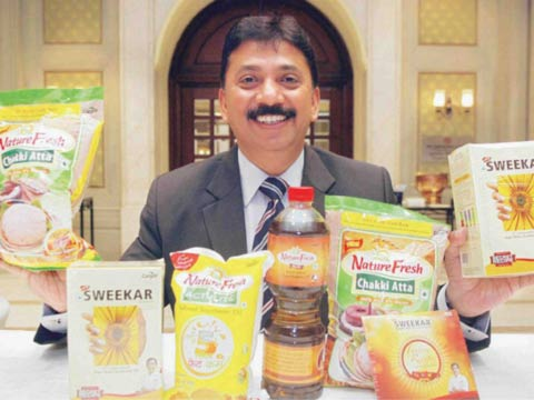 We are not playing for market share- Cargill India