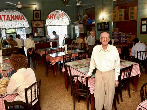 93 year old journey of most loved Iranian cafe