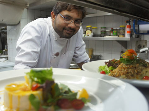 "Good Menu is the core of restaurant biz"""