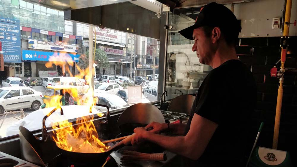 """""""We plan to have 60+ Wok to Walk Outlets across India by 2022, Gautam Kamra"""""""