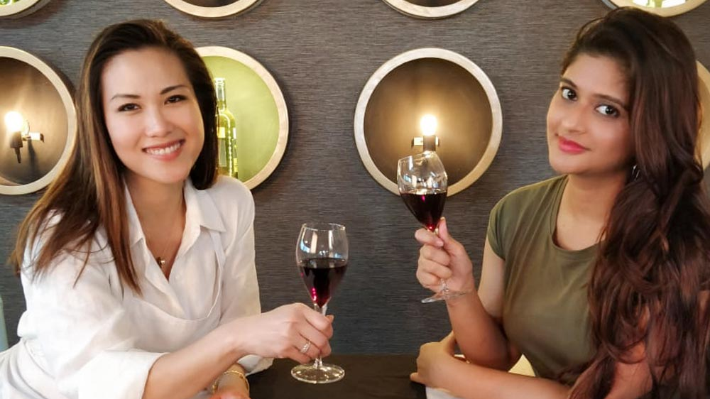 How Diana Chan is playing with Flavours for first-ever wine-on-tap restaurant in India