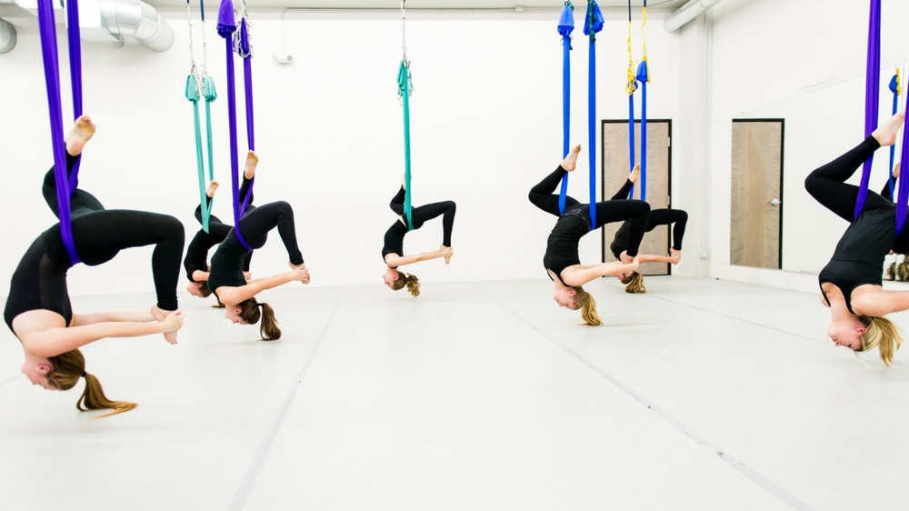 6 Offbeat And Fun Yoga Trends That Are Emerging In 2018