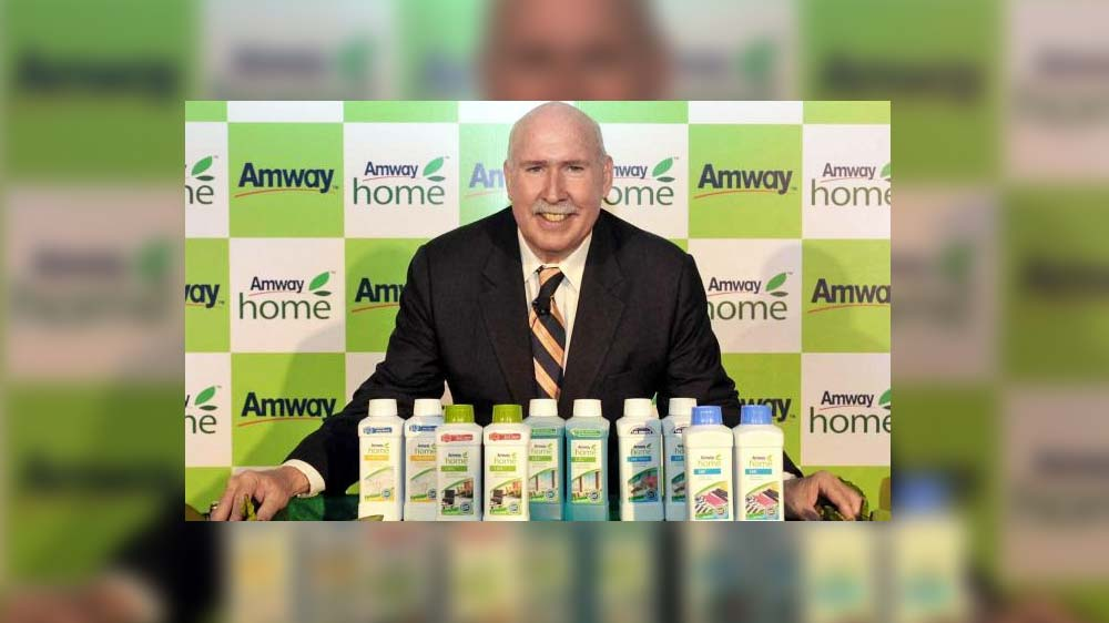 Amway launches its 1st health & beauty centre in Guragaon