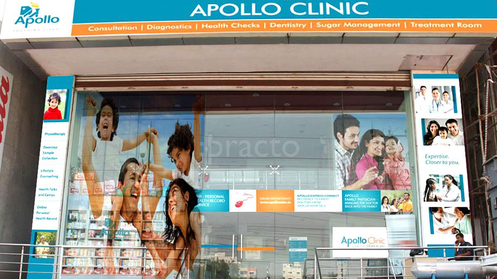 Apollo expects to open 500 sugar clinics across India by 2019-end