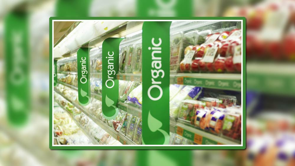 Appetite for organic food grows and found its presence in Indian supermarkets